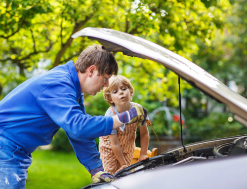 Don't Make These Common Oil-Change Mistakes